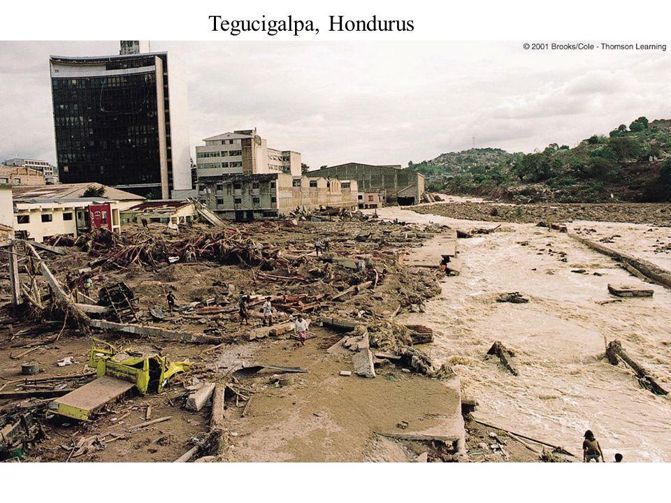 Tegucigalpa, Hondurus