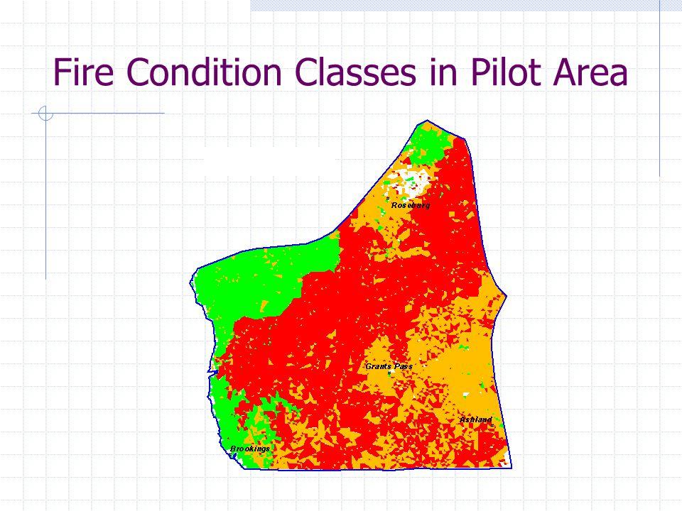 1068 Inventory Plots in Klamath Ecoregion 4.4 million acres 3.8 million roaded acres 1.6 million treatable acres