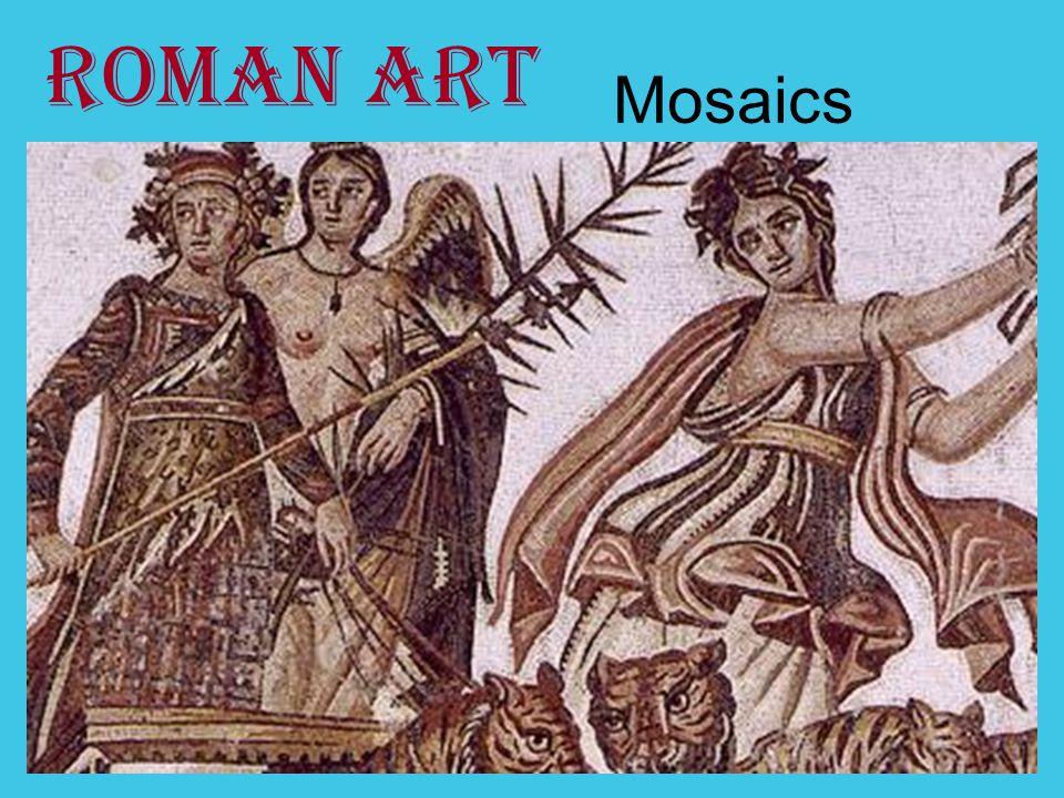 Mosaics Roman Art