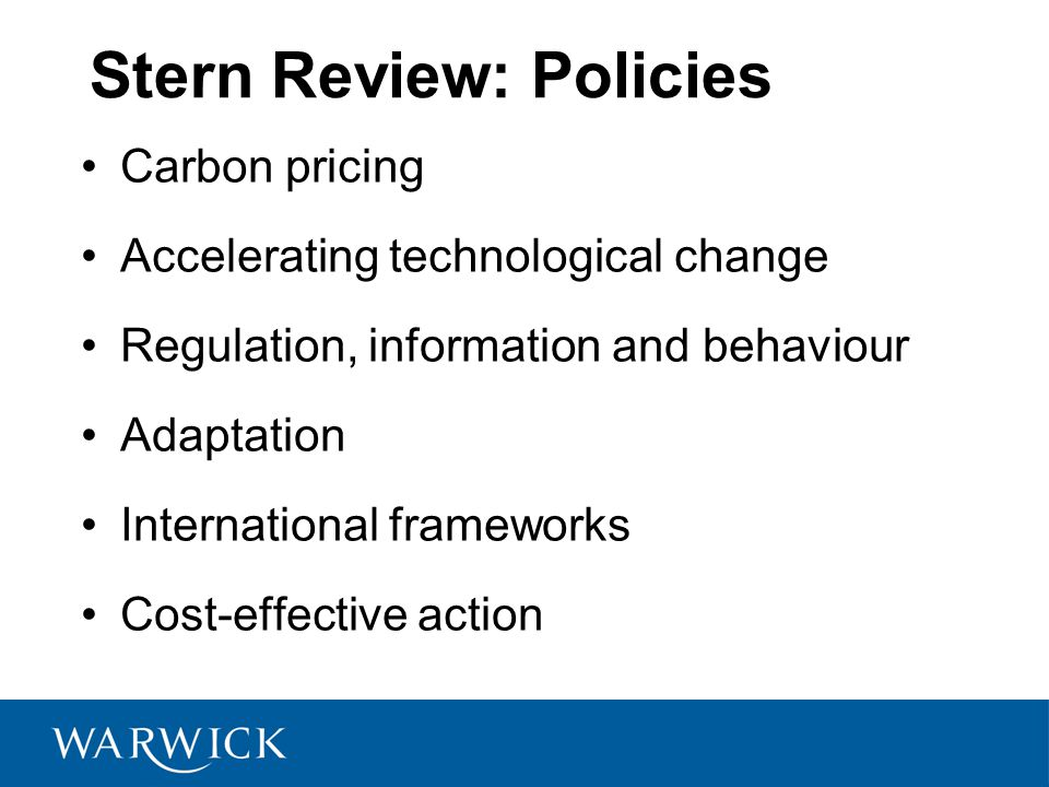 Technical progress and emissions reductions