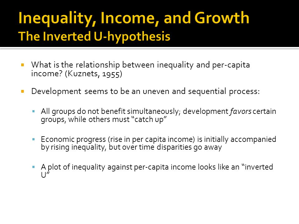  If the government follows policies to reduce inequality, how does it affect savings and growth.