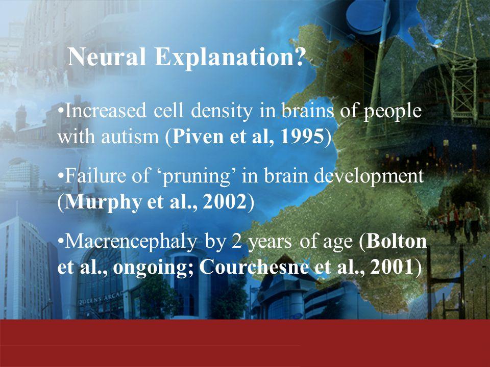 Neural Explanation.