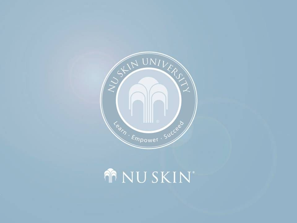 © 2004 Nu Skin ® TRAINING COURSE CleanserTonerMaskEssenceDay Milk Lotion Nu Skin ® Tri-Phasic White ™ — THE SCIENTIFIC METHOD FOR BRILLIANT SKIN Night Cream