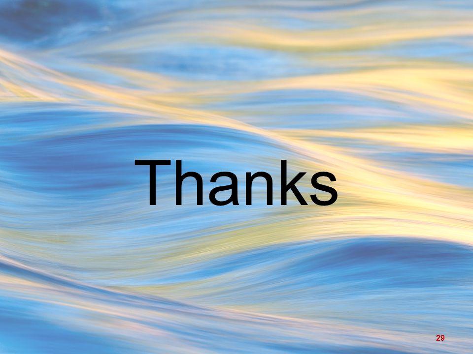 Thanks 29