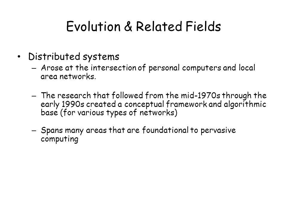 Related Projects: Portalano Portolano (University of Washington) – An expedition into invisible computing.
