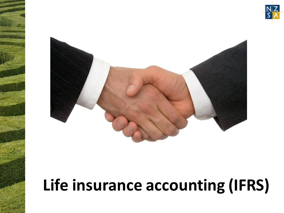 Life insurance accounting (IFRS)