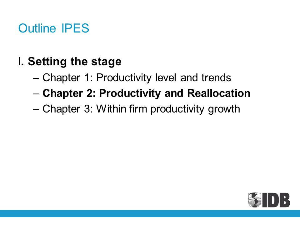 Outline of IPES II.
