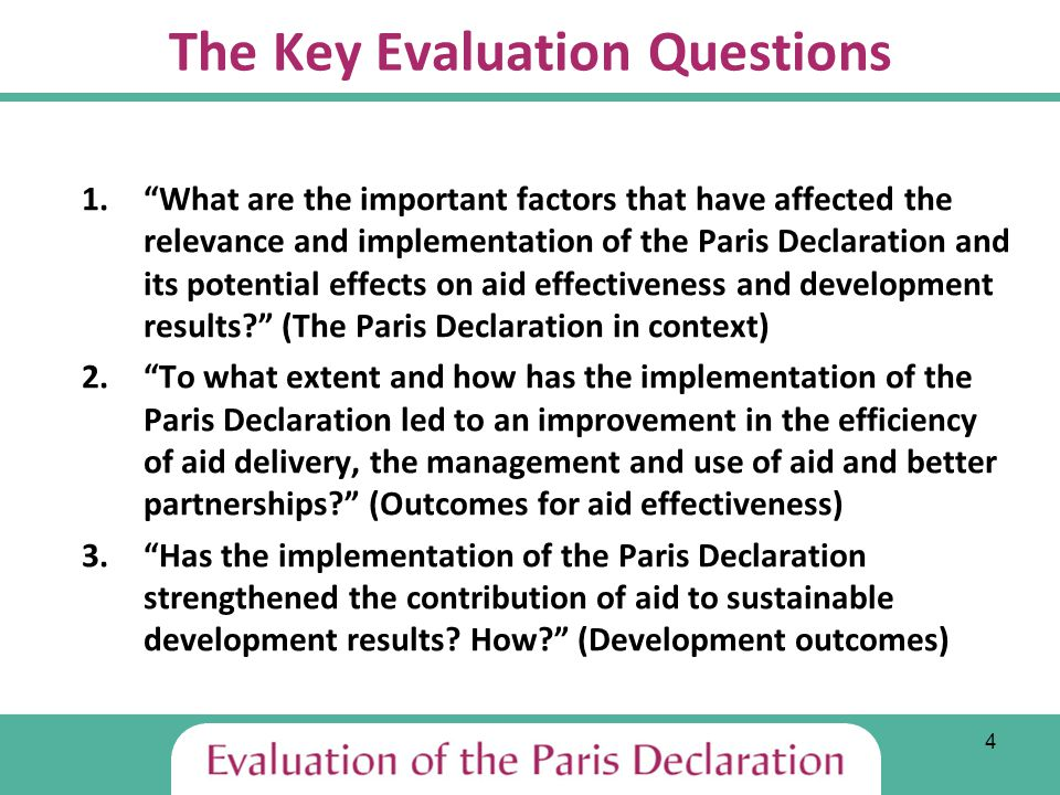 15 Contributions to Development Results 3 3.