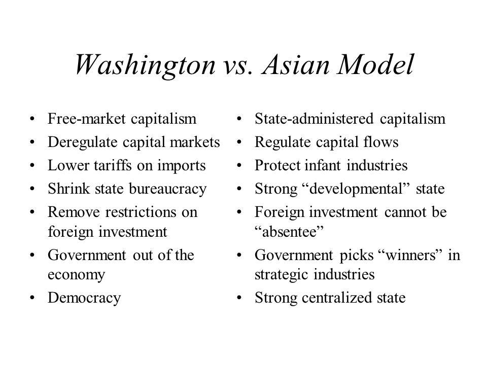 Washington vs.
