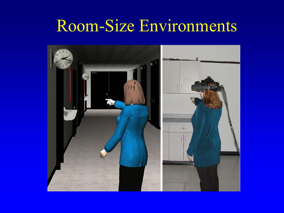 Room-Size Environments