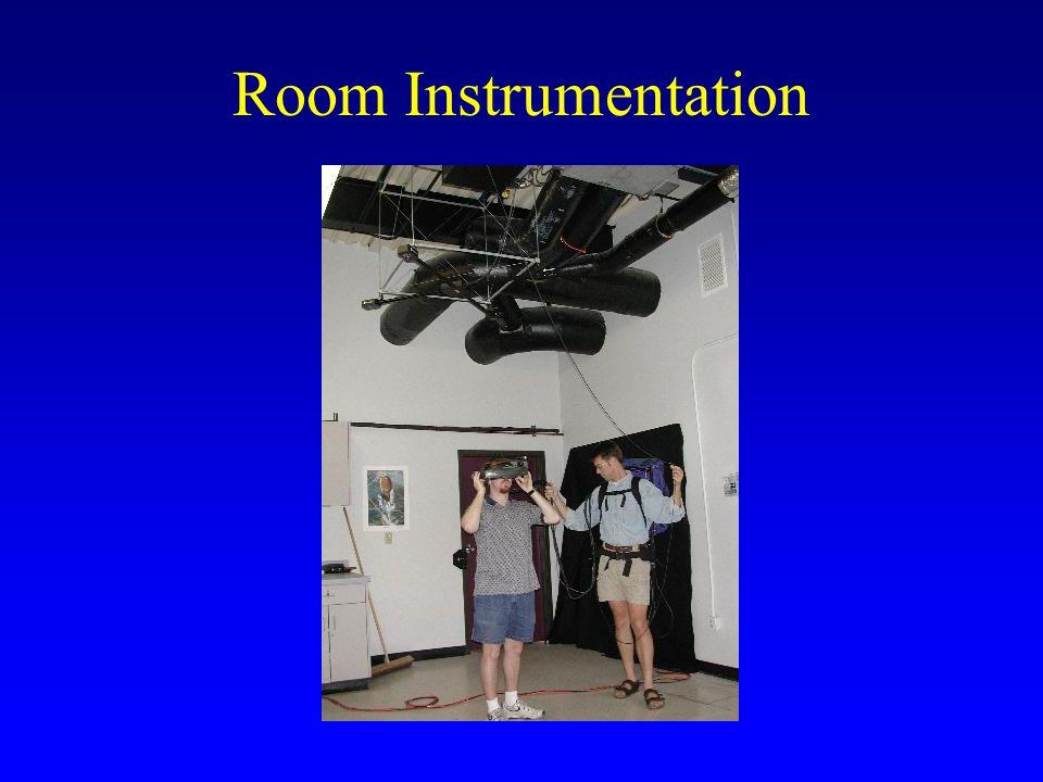 Room Instrumentation