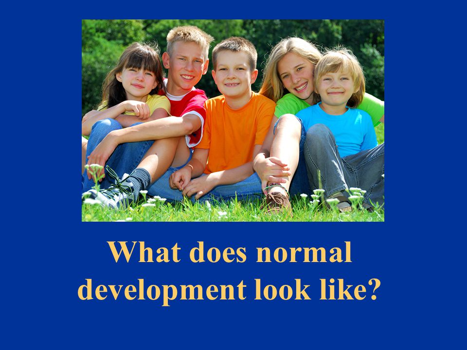 Development From Birth to 36 Years of Age Parent Role