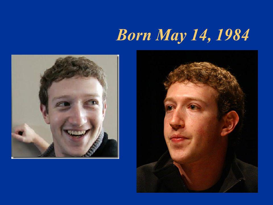 Born May 14, 1984