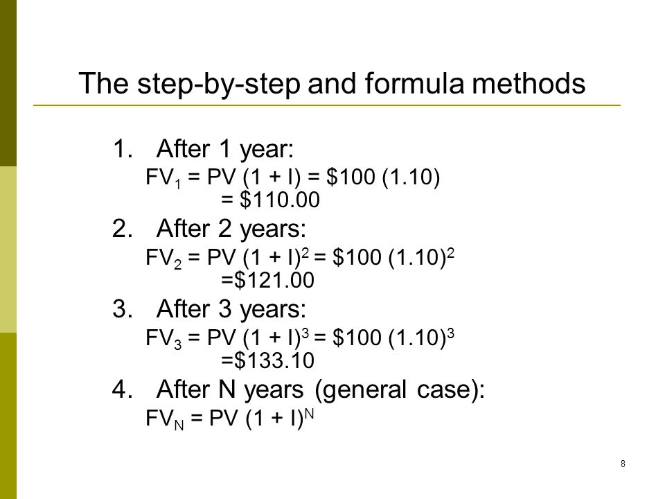 49 More frequent compounding, more $ All else constant, for a given nominal interest rate, an increase in the number of compounding periods per year will cause the future value of some current sum of money to: A.Increase B.Decrease C.Remain the same D.May increase, decrease or remain the same depending on the number of years until the money is to be received.