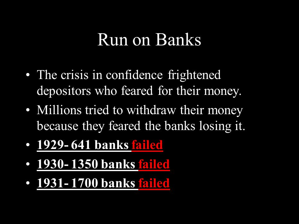 The New York Stock Exchange Black Friday, October 24, 1929