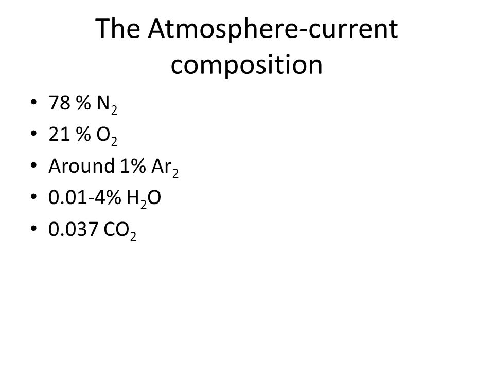 The Atmosphere-weather: temperature- Cold Front