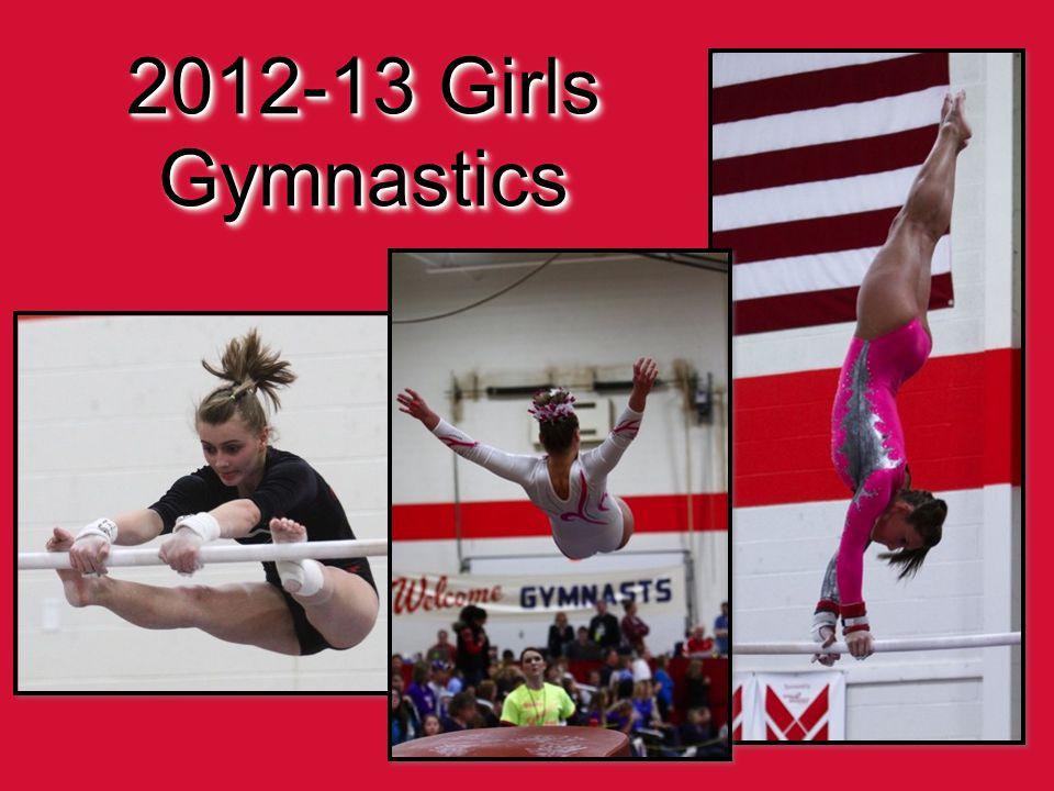 2012-13 Girls Gymnastics