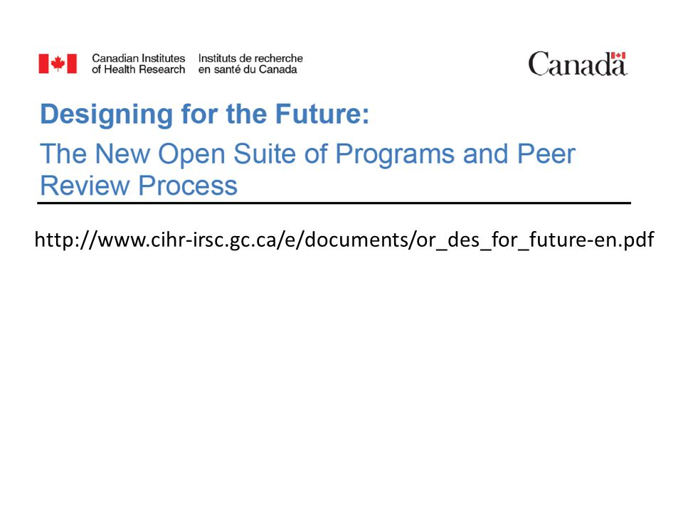 http://www.cihr-irsc.gc.ca/e/documents/or_des_for_future-en.pdf