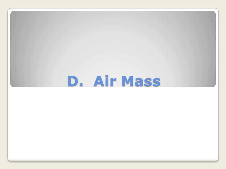 D. Air Mass