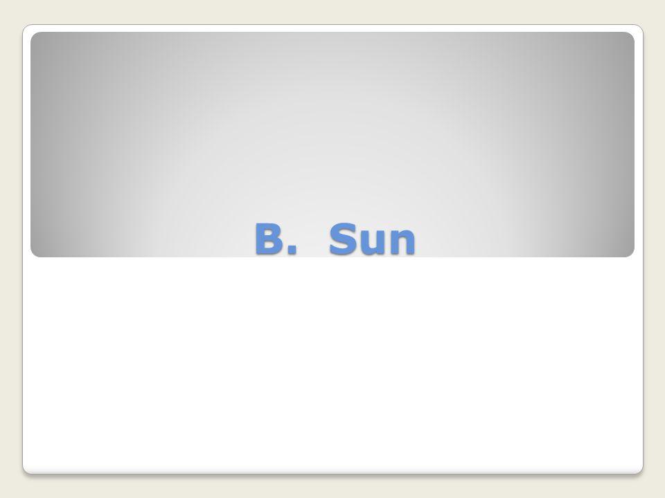 B. Sun