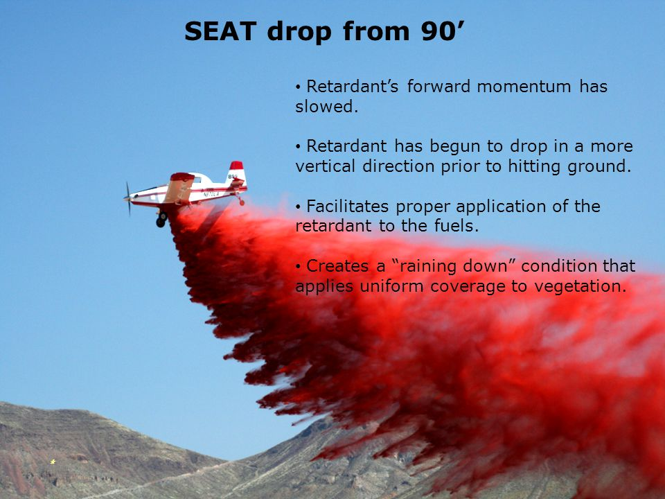 Retardant's forward momentum has slowed.