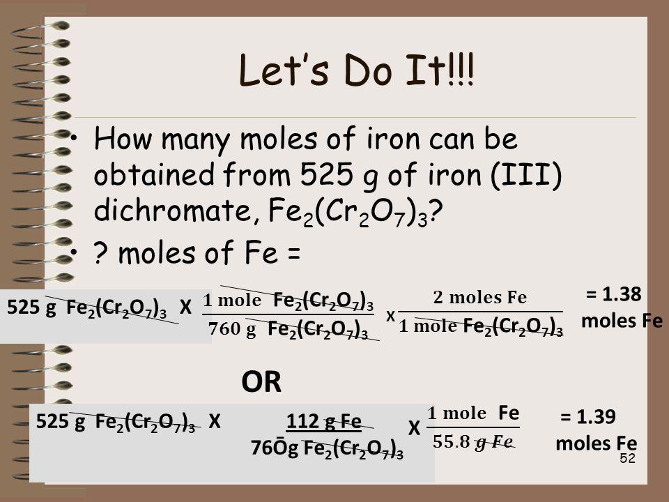 Let's Do It!!.