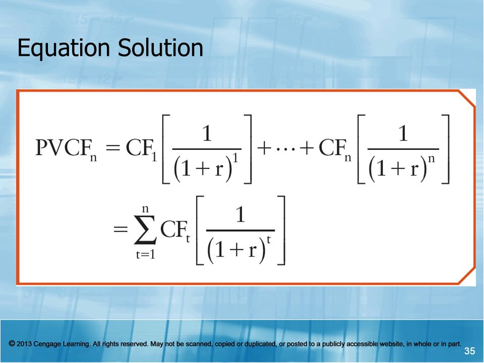 Equation Solution 35