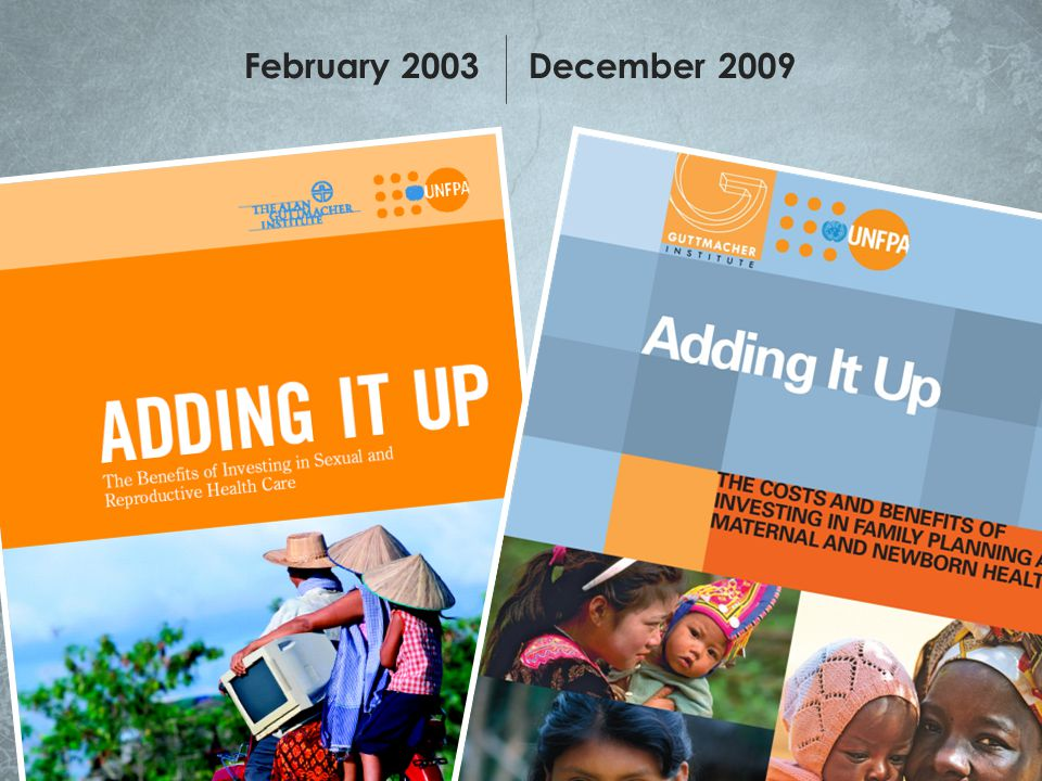 www.guttmacher.org February 2003 December 2009