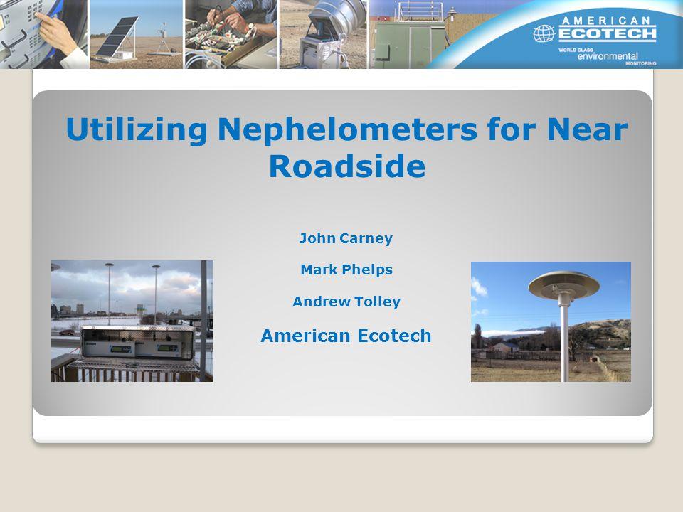 New South Wales EPA Air Monitoring Network