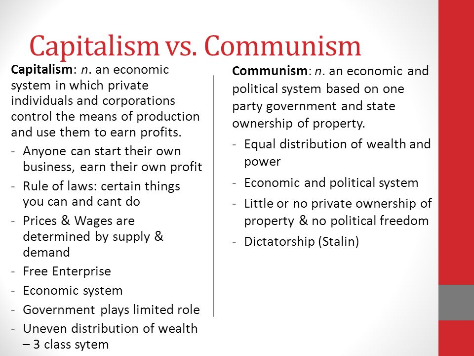 a capitalist economy essay Essay on capitalism capitalism capitalism is an economic system base on three: wage,labour, private ownership or control of the means of production and production for exchange and profit capitalism is based on simple process, money is invested to generate more money when money functions like this, it functions as capital.