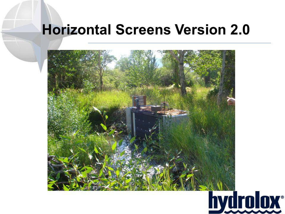 Horizontal Screens Version 2.0