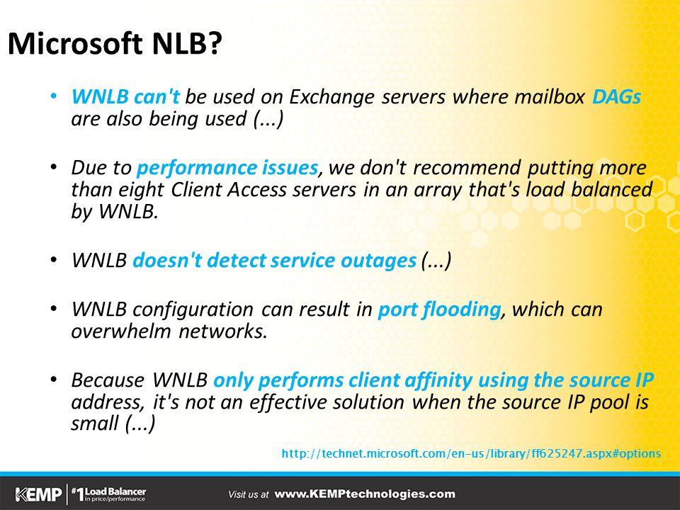 Microsoft NLB.