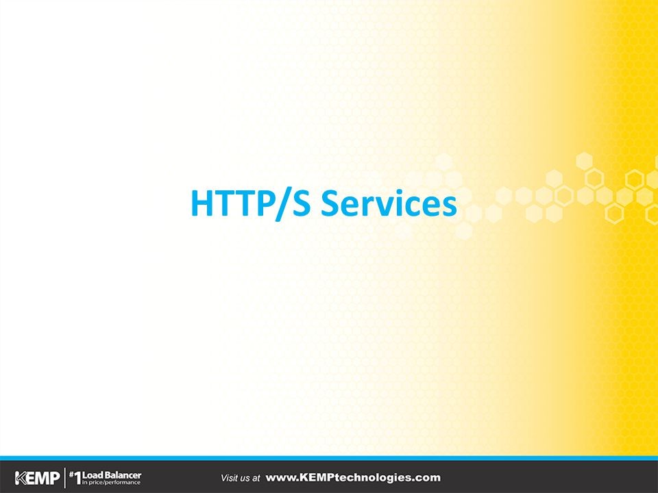 HTTP/S Services