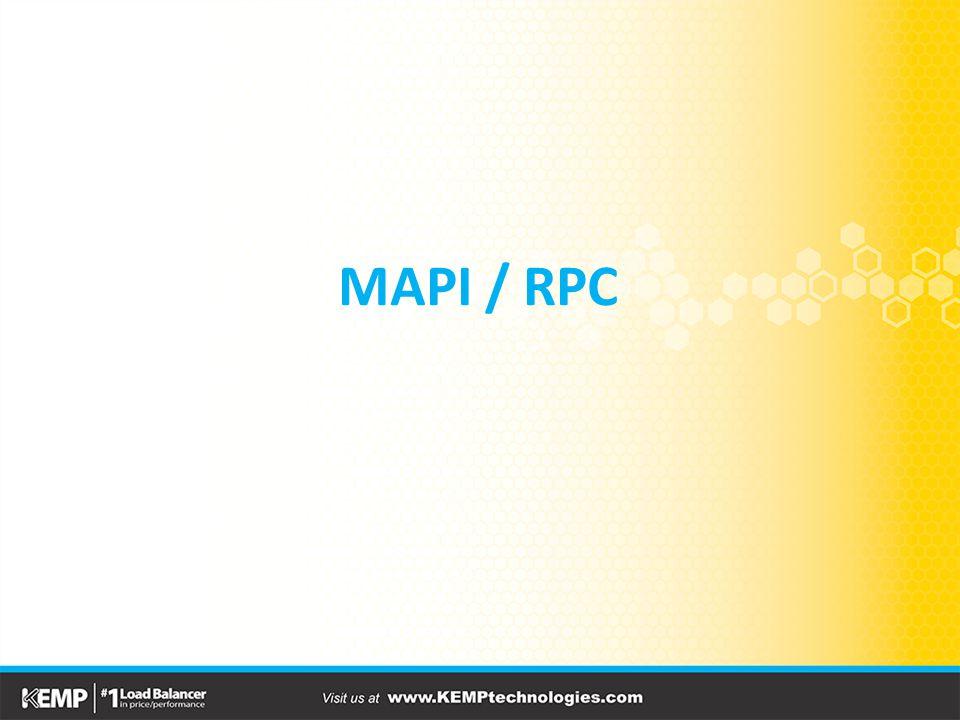 MAPI / RPC