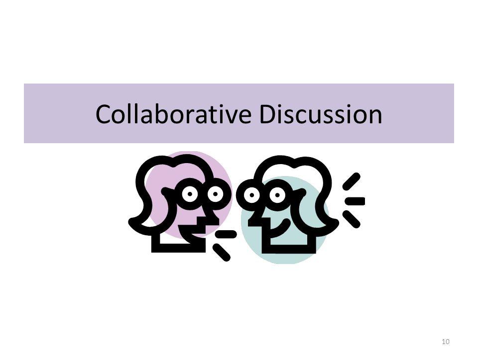Collaborative Discussion 10