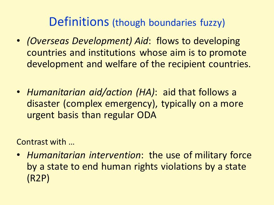 7)Ways shall be found to involve programme beneficiaries in the management of relief programmes.