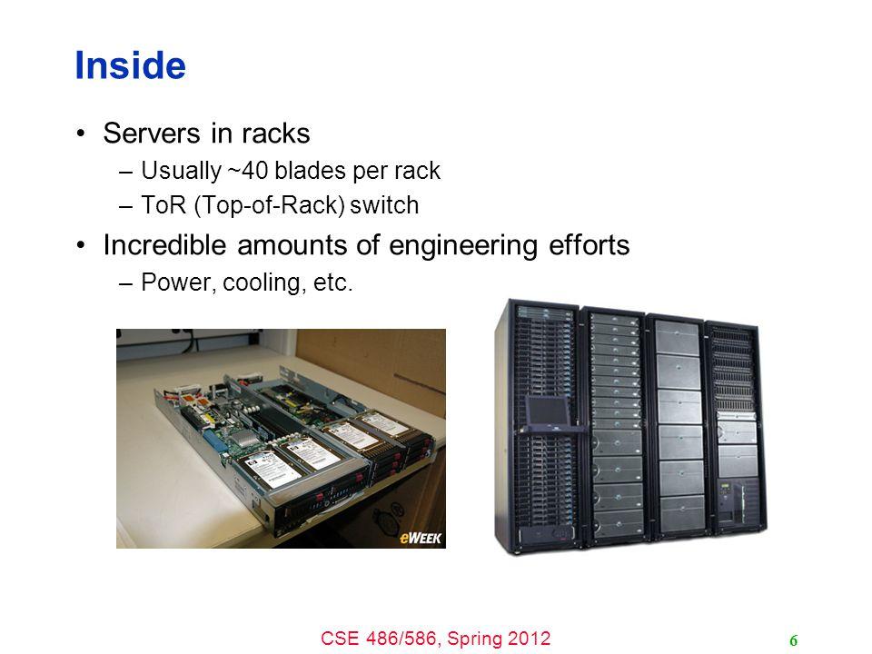CSE 486/586, Spring 2012 Inside Network 7