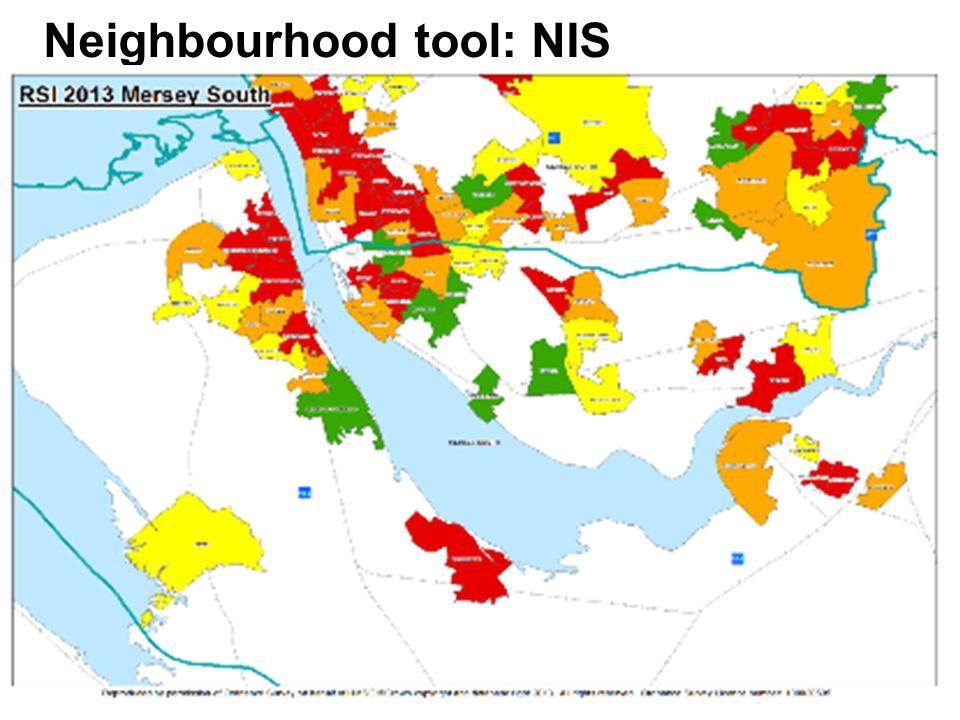 Neighbourhood tool: NIS