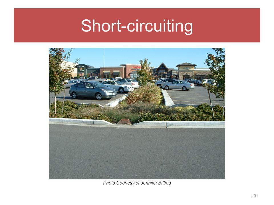 Short-circuiting 30 Photo Courtesy of Jennifer Bitting