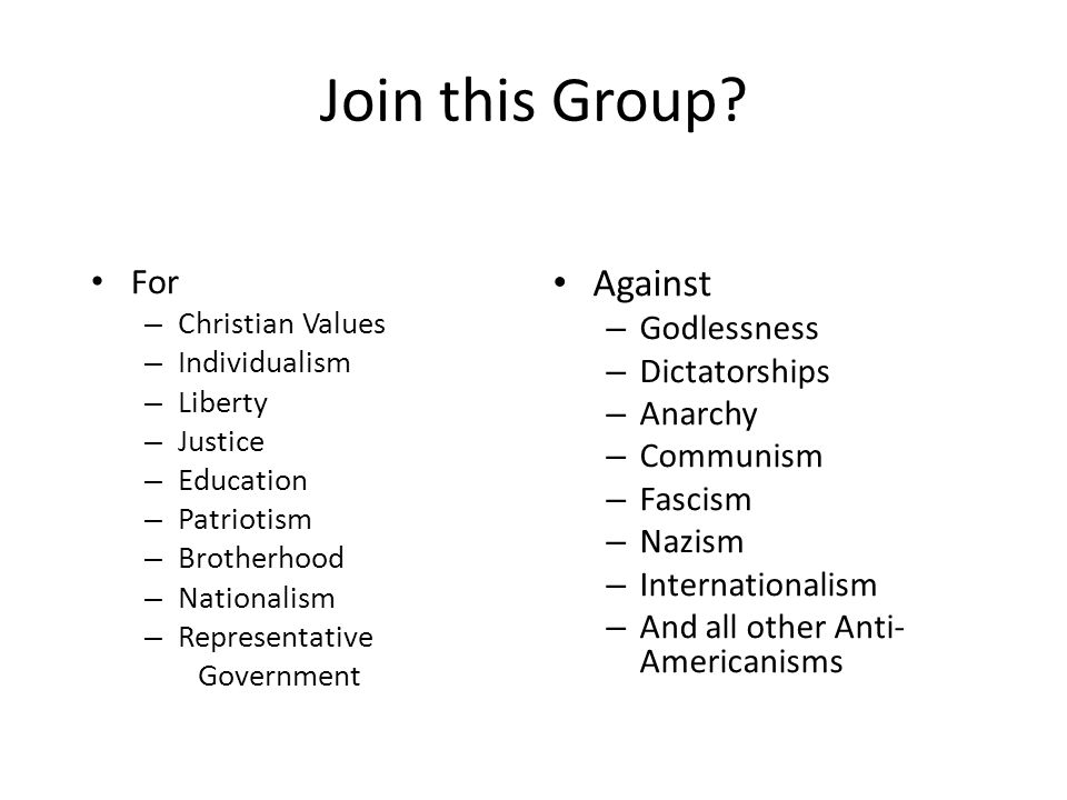 Join this Group.