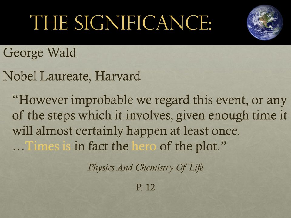 Unrealiable clocks.W. D. Stanfield Professor of Biological Science, C.
