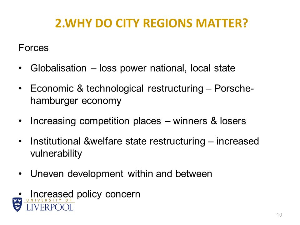 10 2.WHY DO CITY REGIONS MATTER.