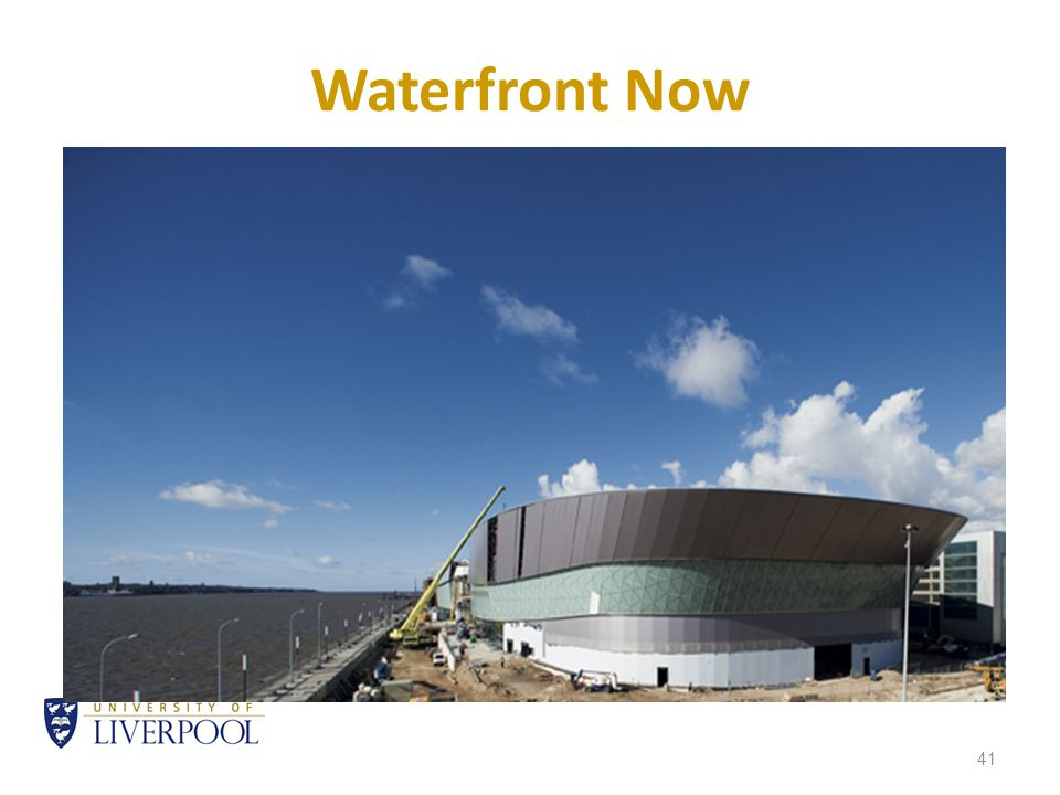 41 Waterfront Now