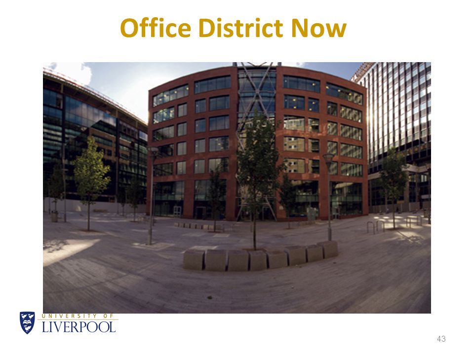 43 Office District Now
