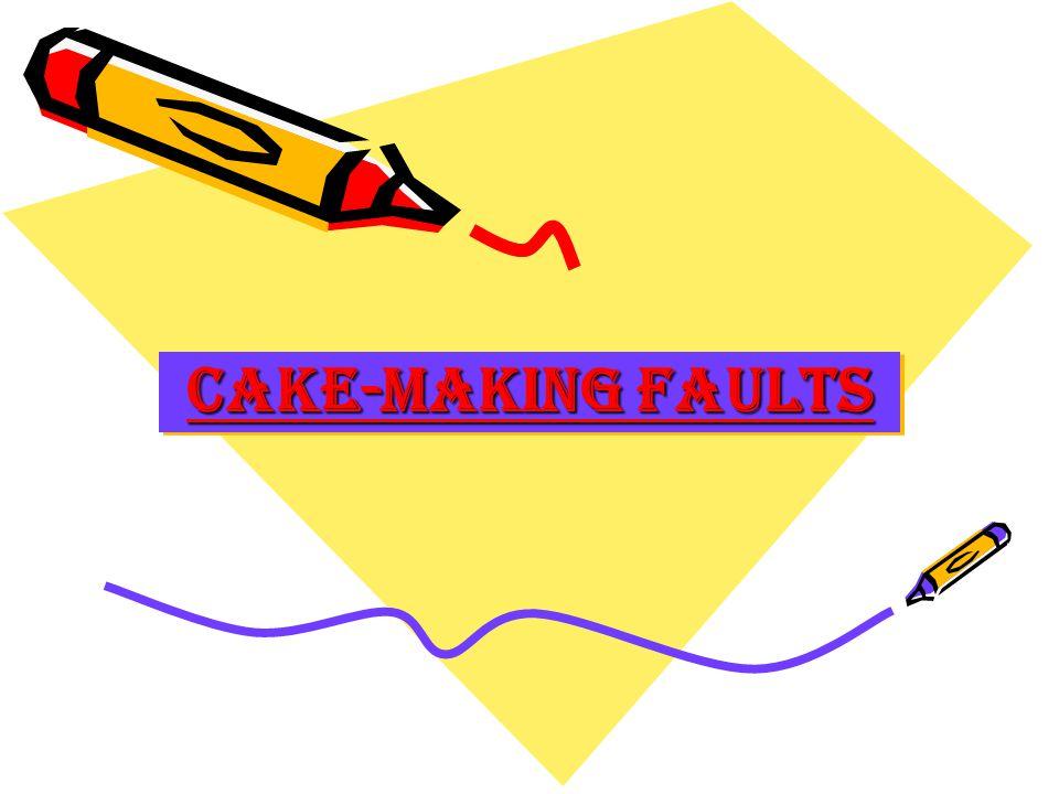 CAKE-Making FAULTS