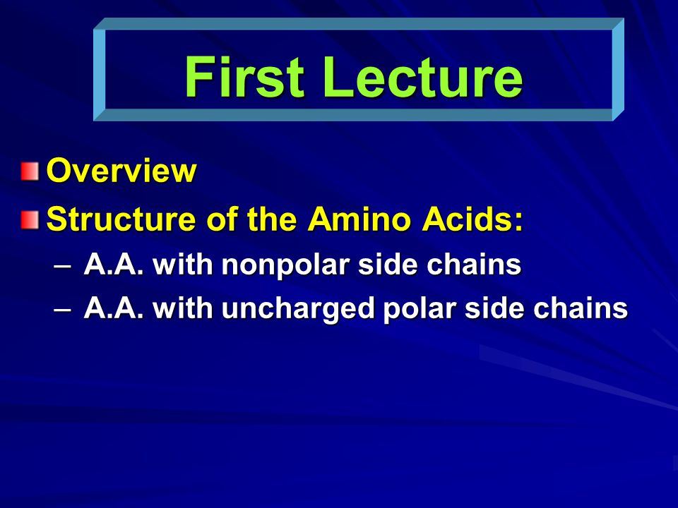 The side chains of the nonpolar amino acids can be thought of as oily or lipid-like, a property  promotion of hydrophobic interactions.