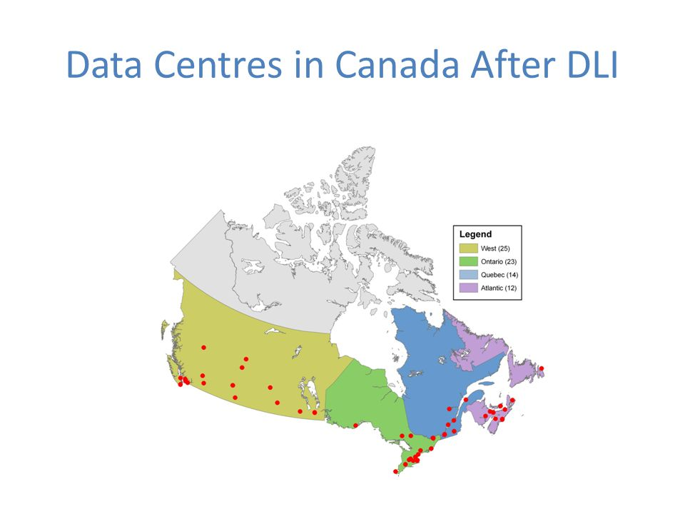 Bottom 5 Discomfort Levels for Quebec (% Not very competent and not at all competent) Manipulating variables 16.7% 71.9% Statistical/data literacy 18.8% Providing diff sofware formats 25.0% Data outside DLI 25.0% 50.8% Answering data questions 41.7%