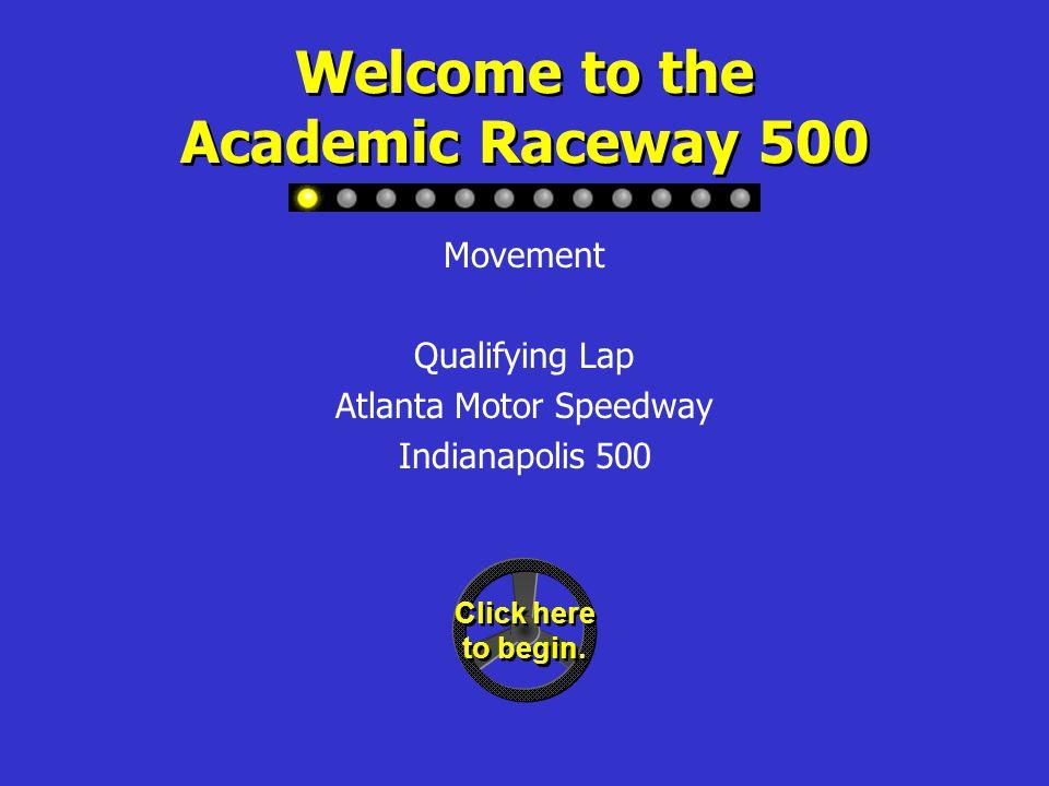 Dance Raceway 500