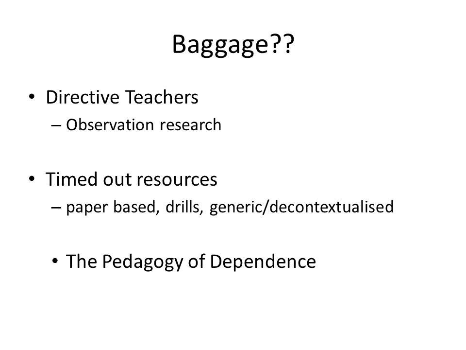 Baggage?.
