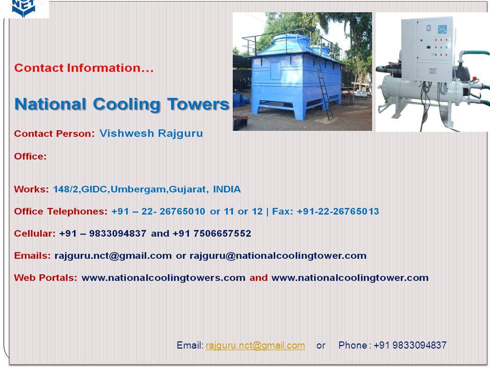 14 Email: rajguru.nct@gmail.com or Phone : +91 9833094837rajguru.nct@gmail.com